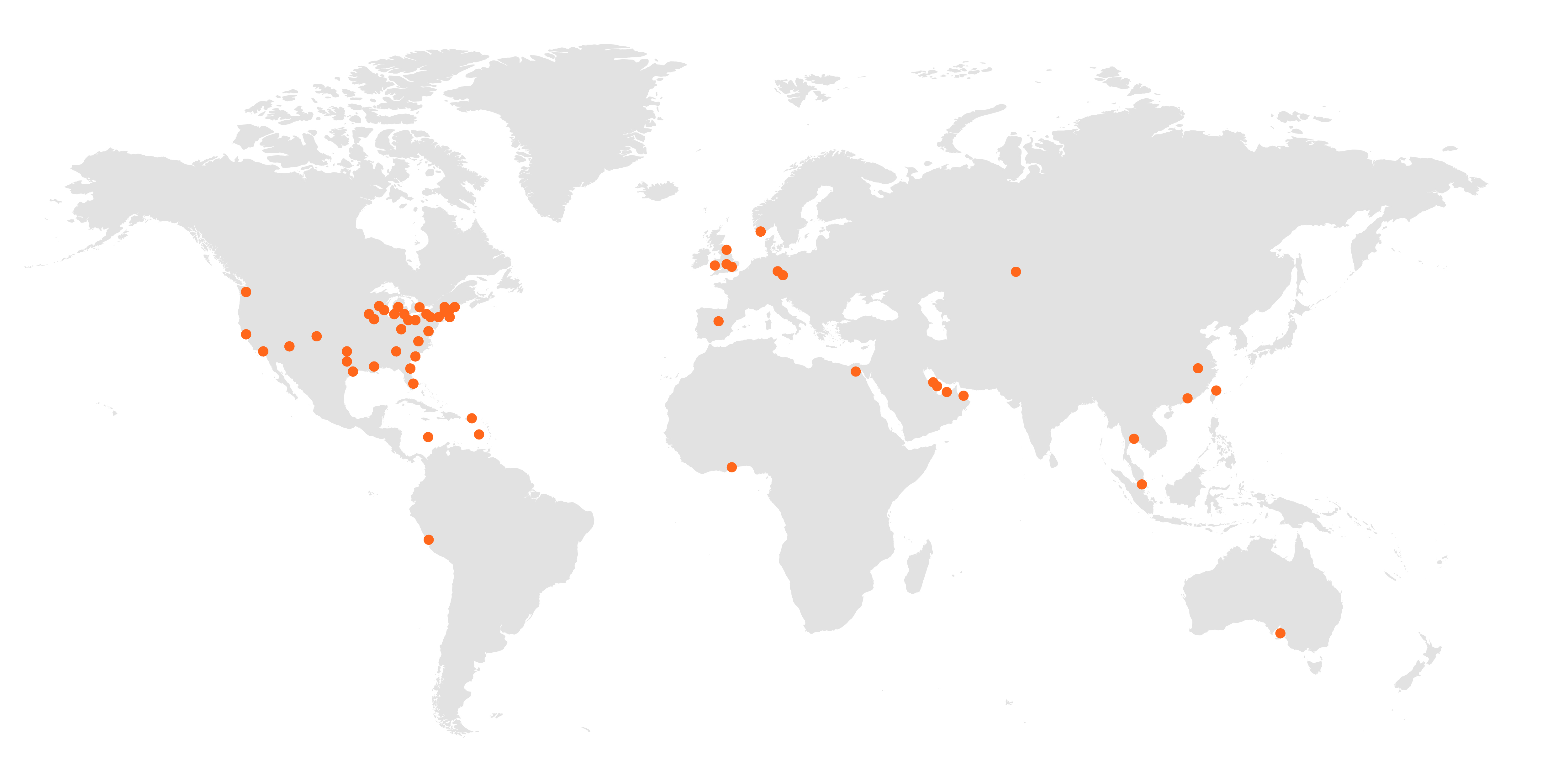 Our Global Footprint